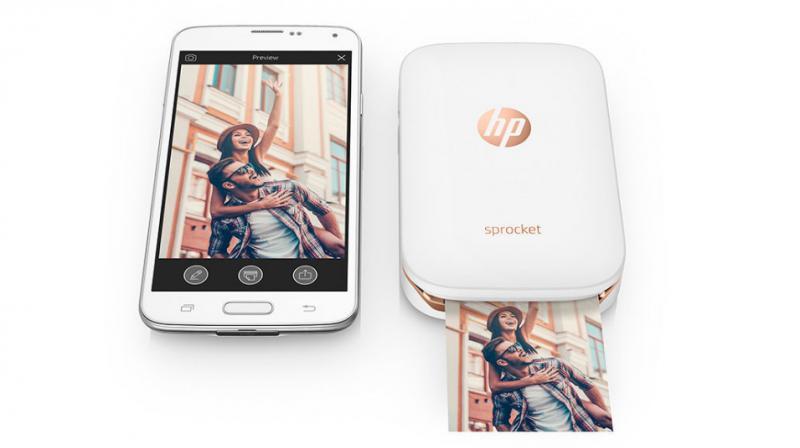 HP mini printers