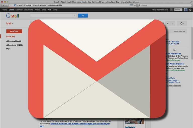 gmail services